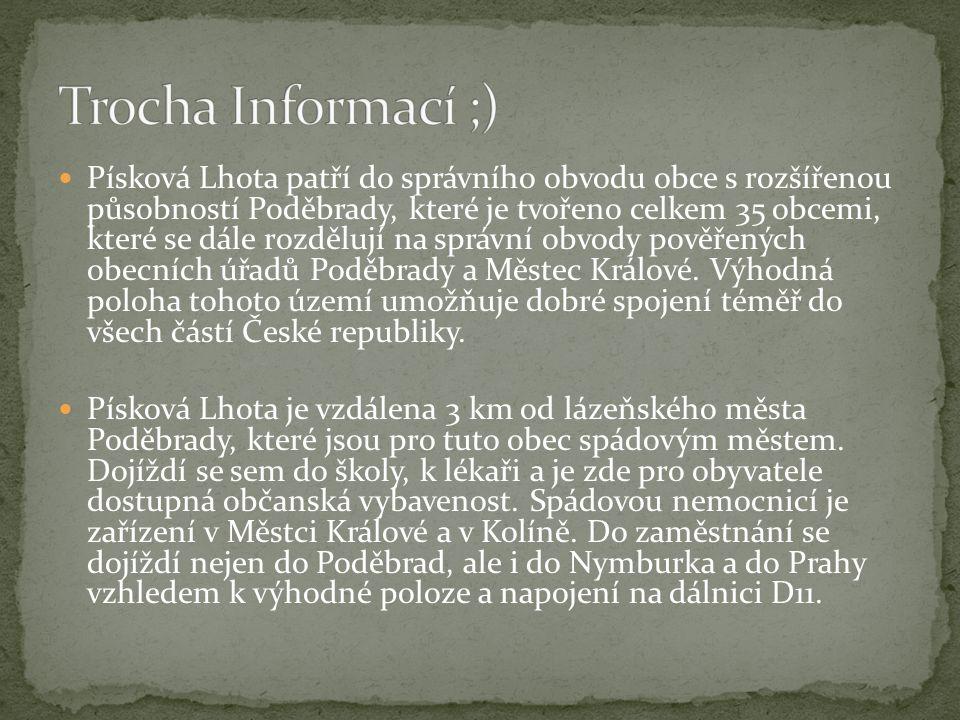 Trocha Informací ;)