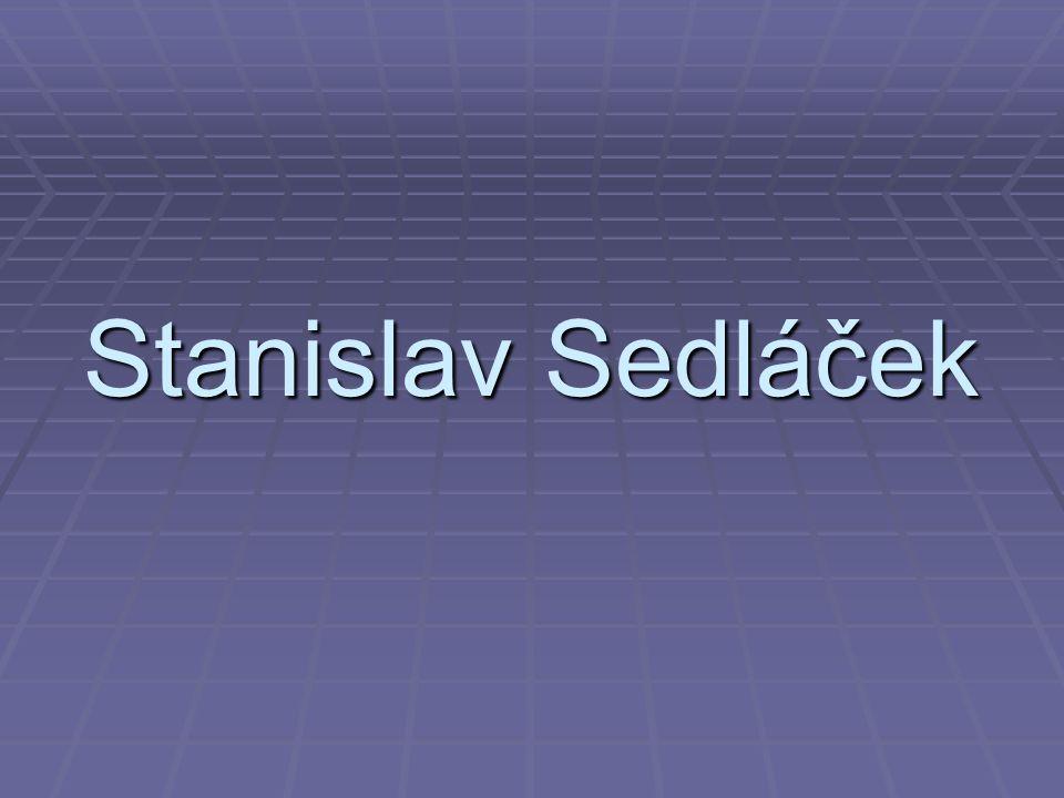 Stanislav Sedláček