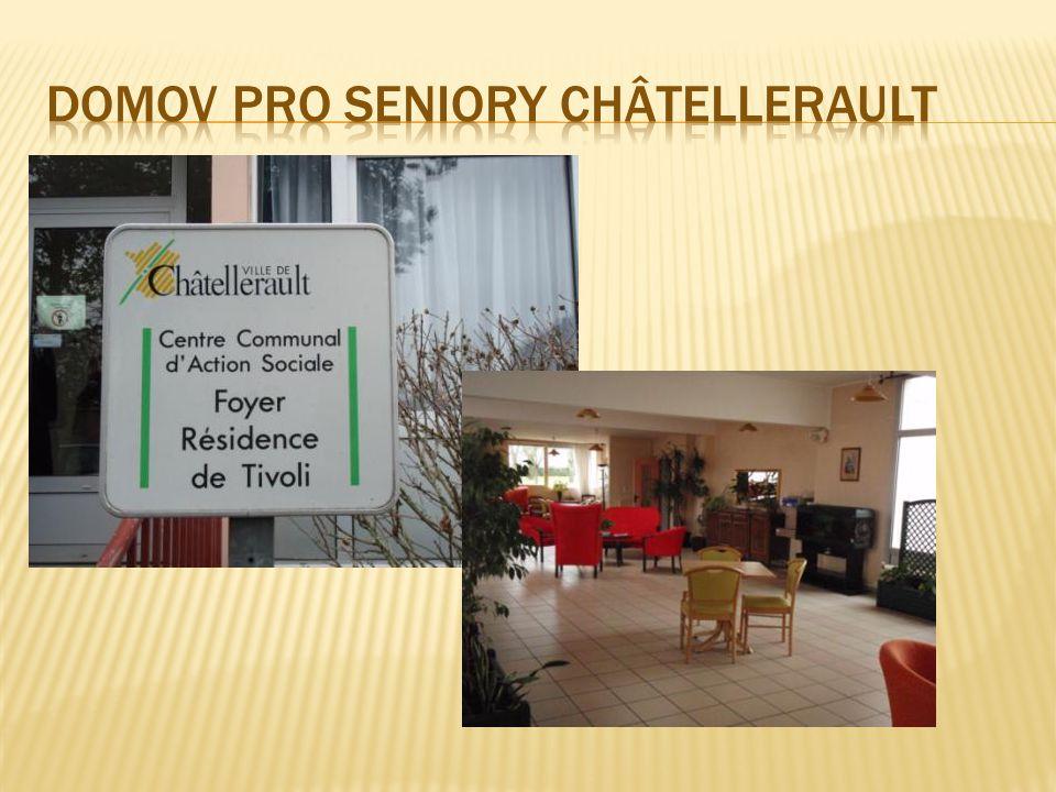 domov pro seniory chÂtellerault