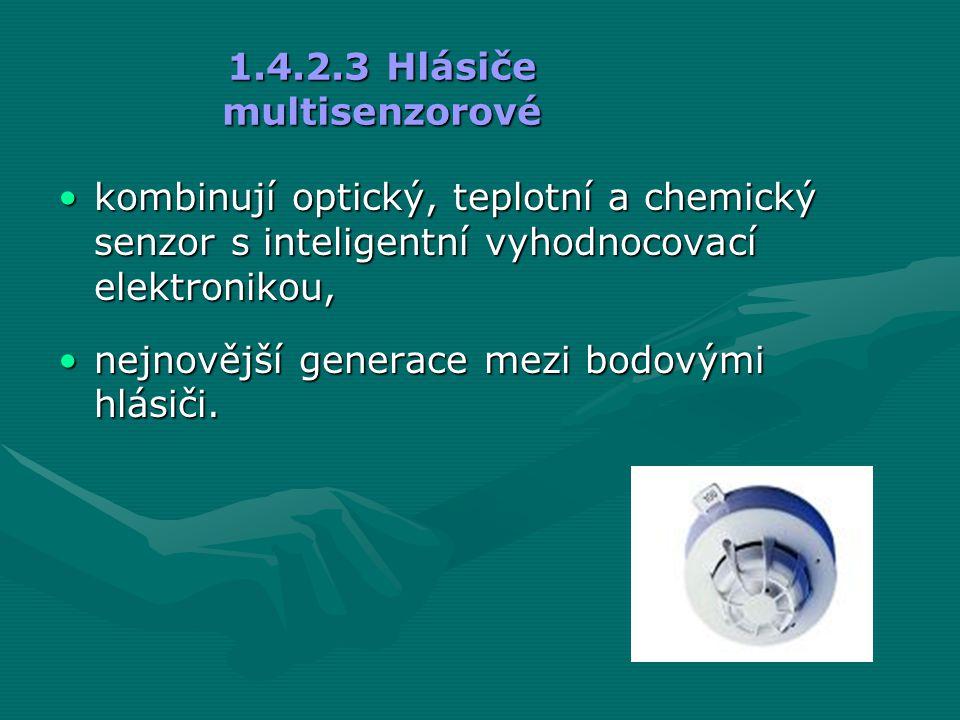 1.4.2.3 Hlásiče multisenzorové