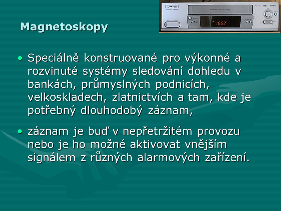 Magnetoskopy
