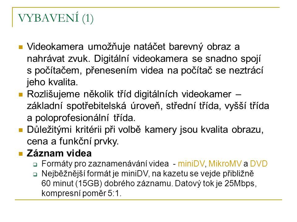 VYBAVENÍ (1)