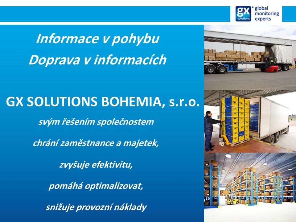 GX SOLUTIONS BOHEMIA, s.r.o.