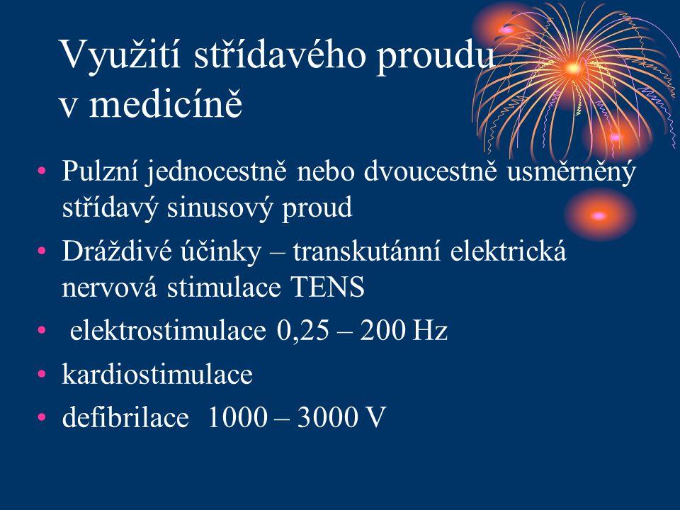 Využití střídavého proudu v medicíně
