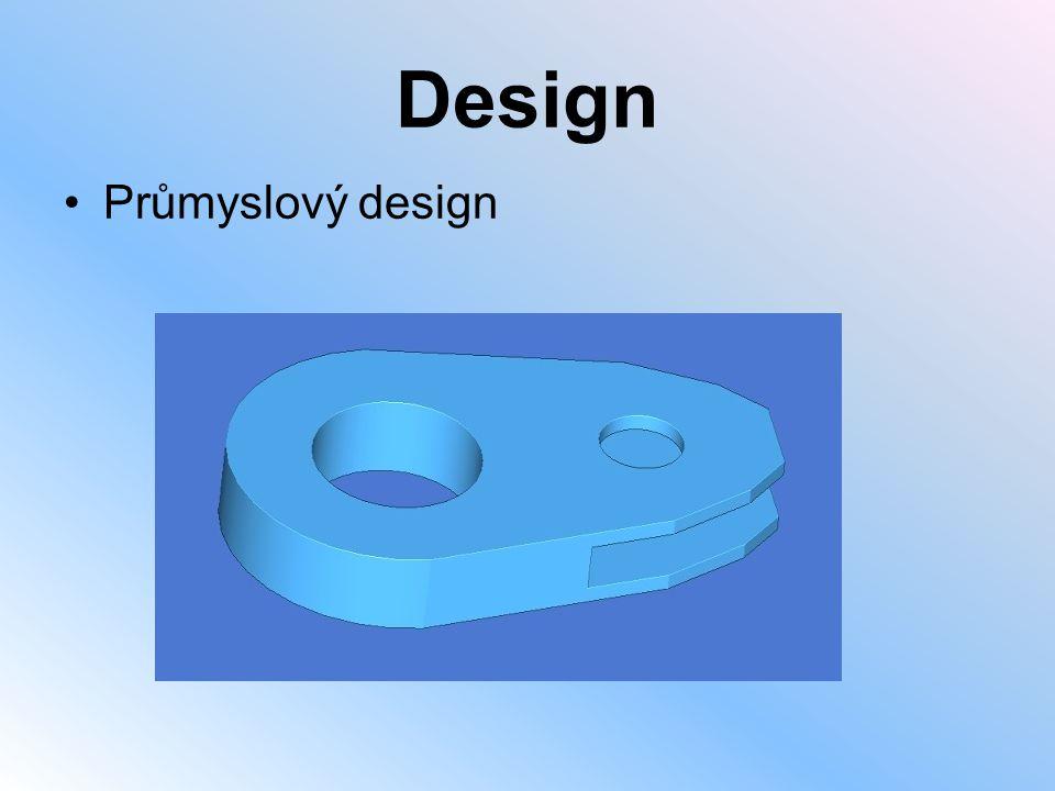 Design Průmyslový design