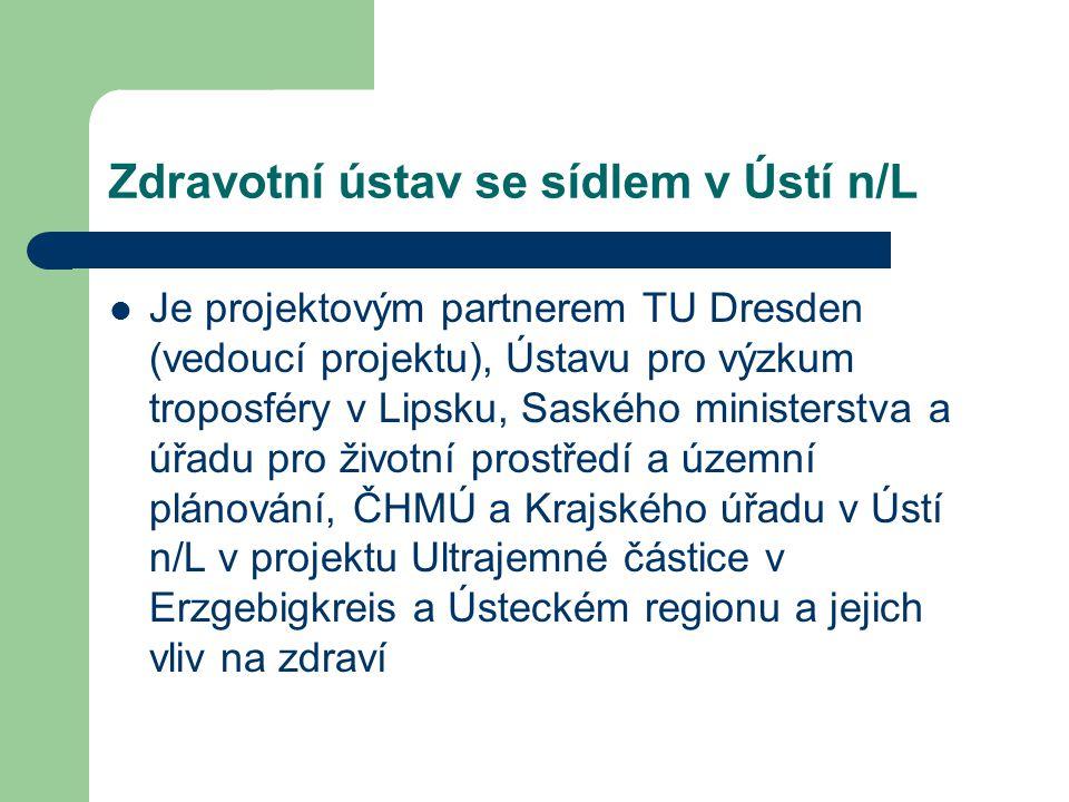 Zdravotní ústav se sídlem v Ústí n/L