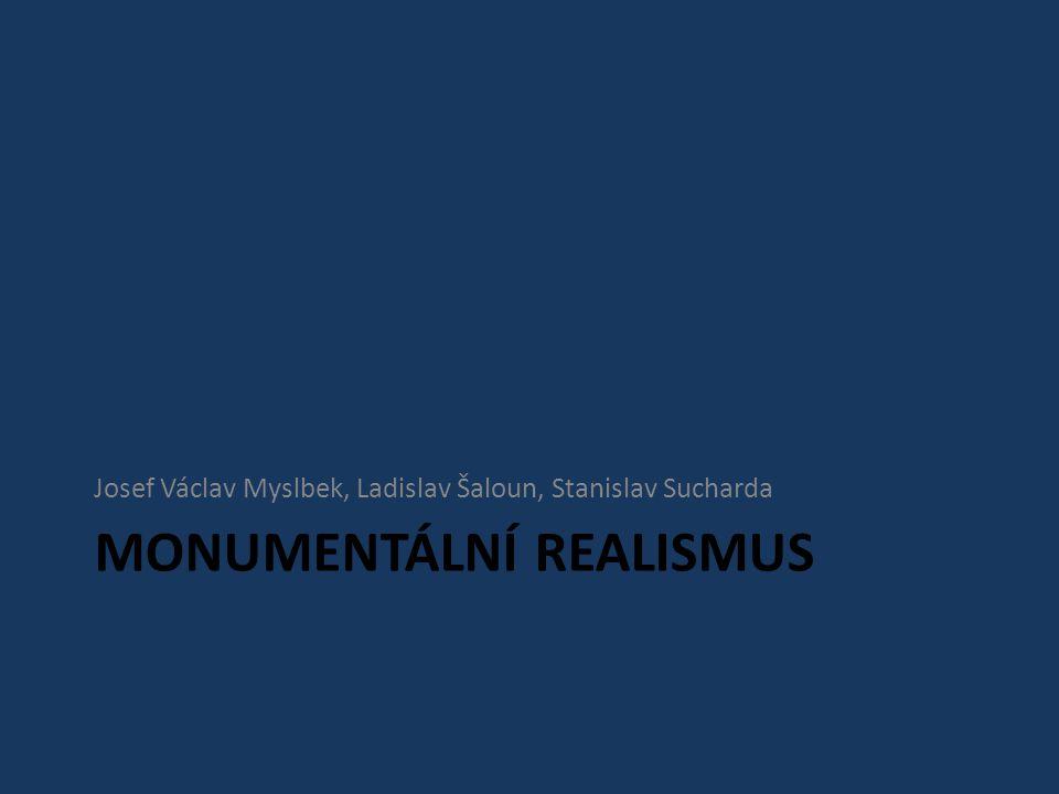 Monumentální realismus