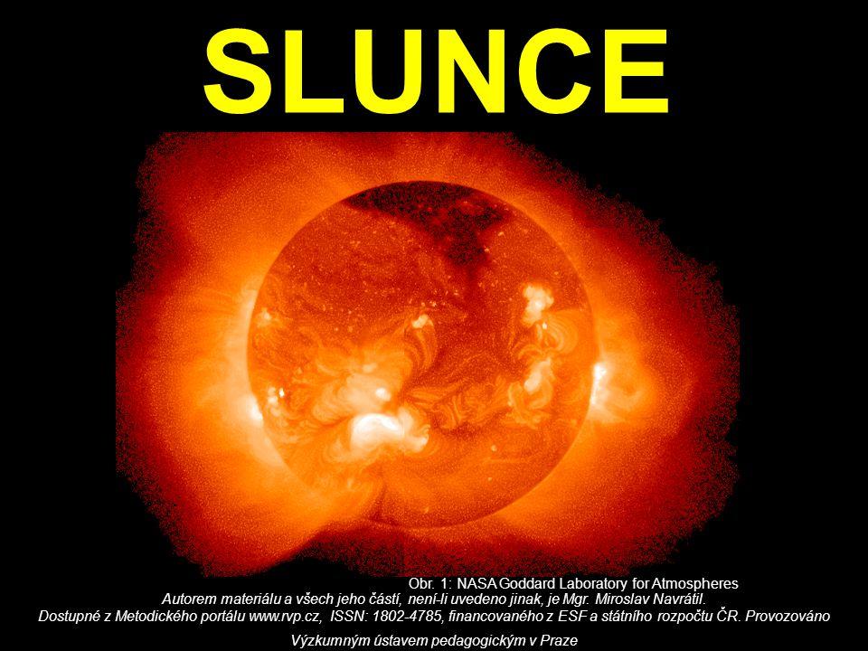 SLUNCE Obr. 1: NASA Goddard Laboratory for Atmospheres