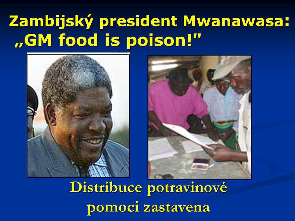 Distribuce potravinové pomoci zastavena