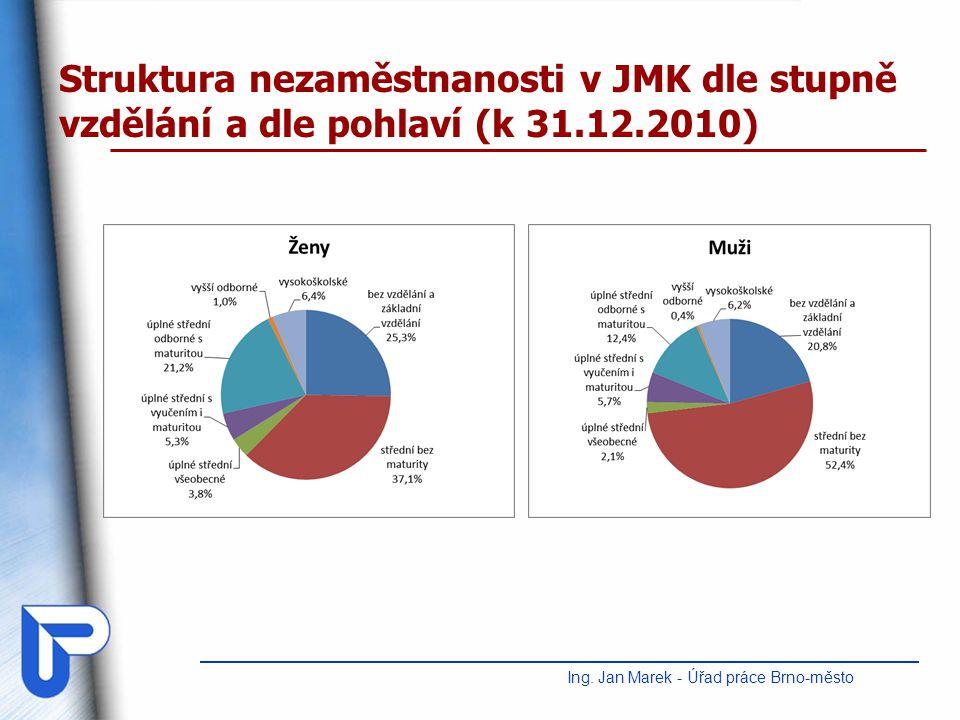 Ing. Jan Marek - Úřad práce Brno-město