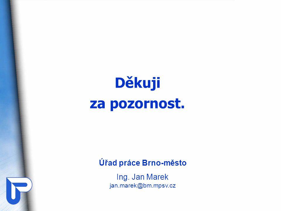 Ing. Jan Marek jan.marek@bm.mpsv.cz