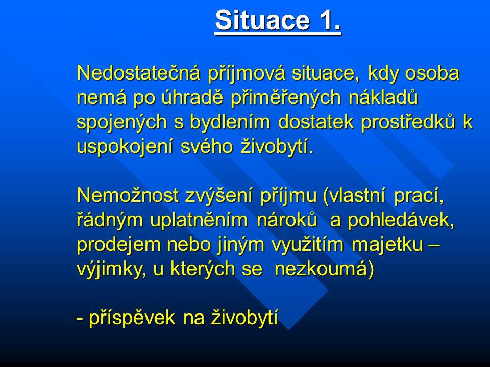 Situace 1.