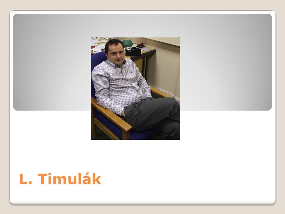 L. Timulák