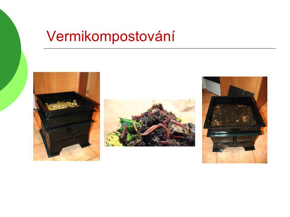 Vermikompostování