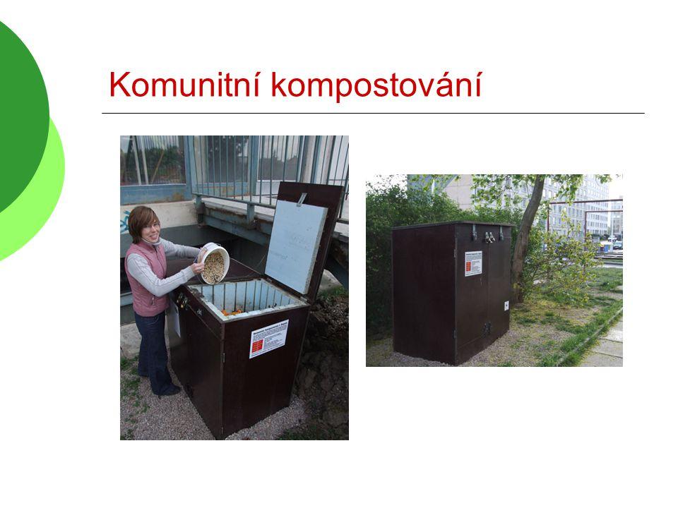 Komunitní kompostování