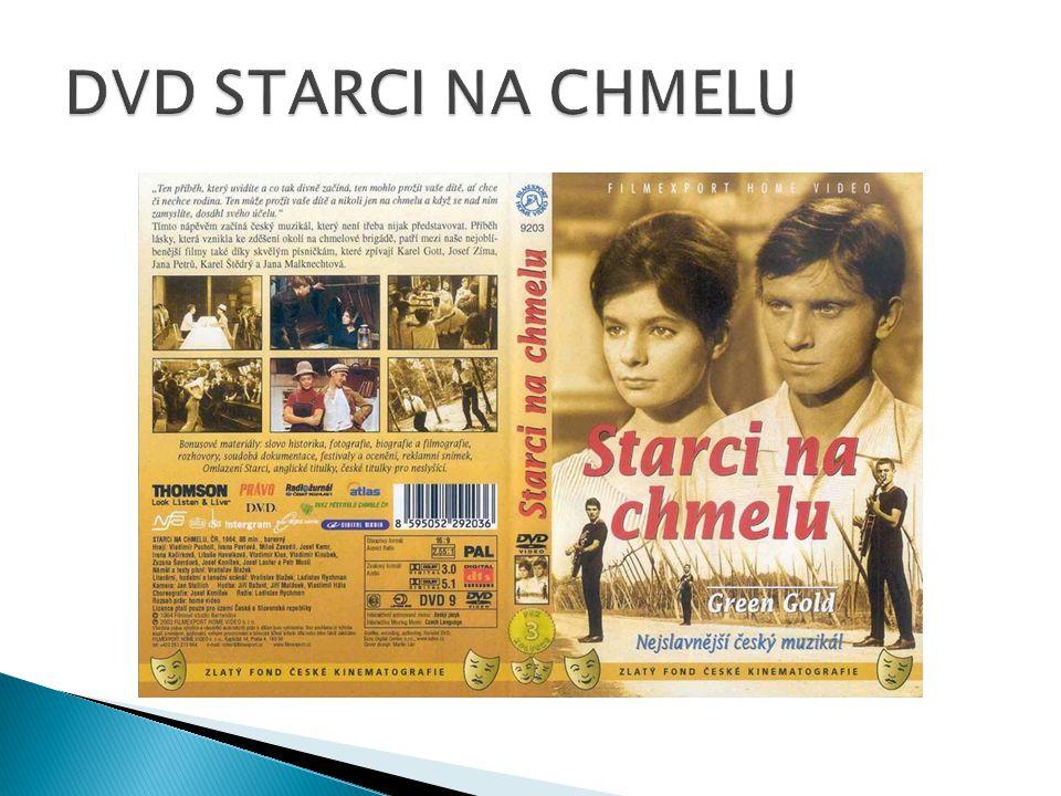 DVD STARCI NA CHMELU