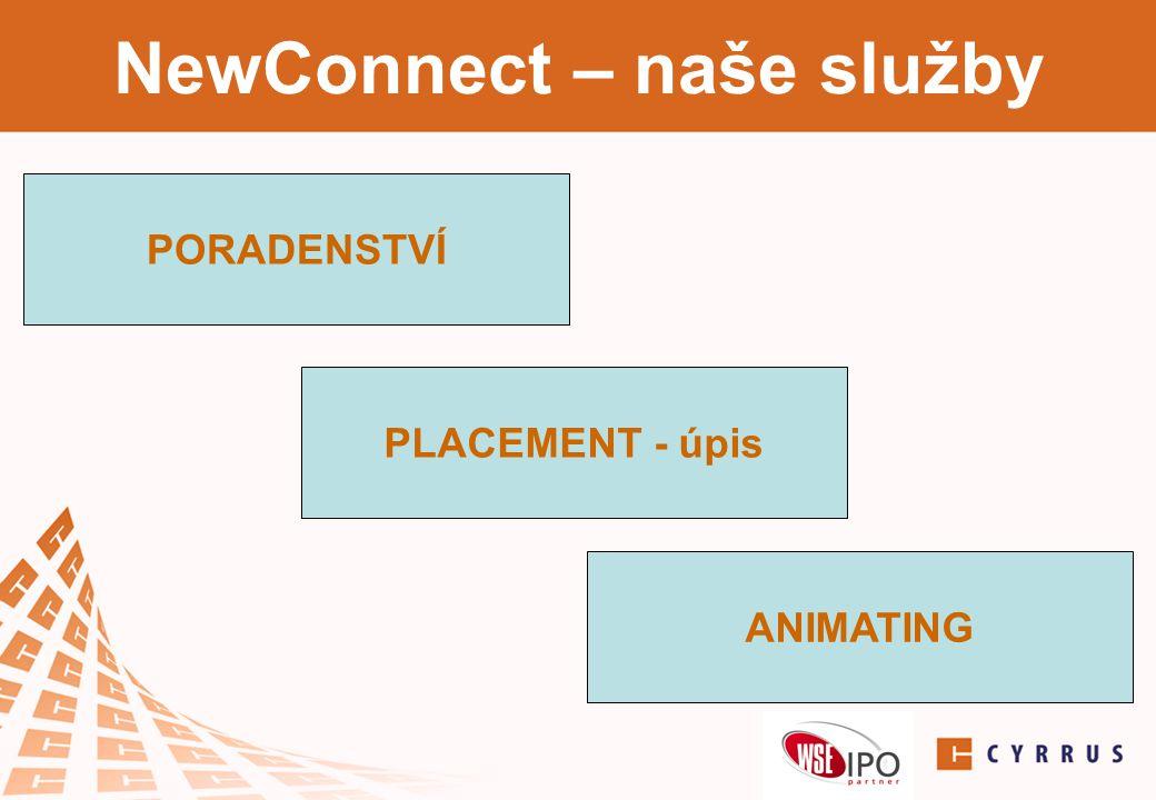 NewConnect – naše služby