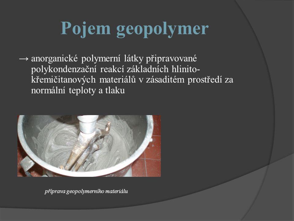 Pojem geopolymer