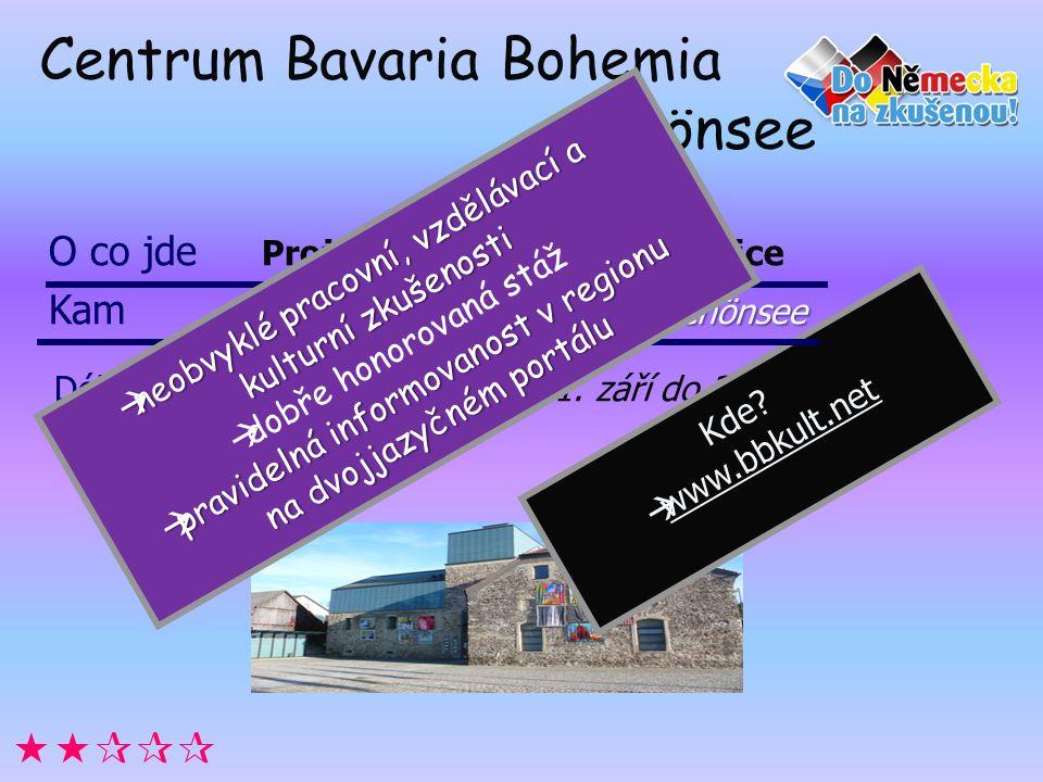 Centrum Bavaria Bohemia Schönsee