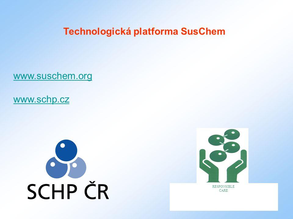 Technologická platforma SusChem