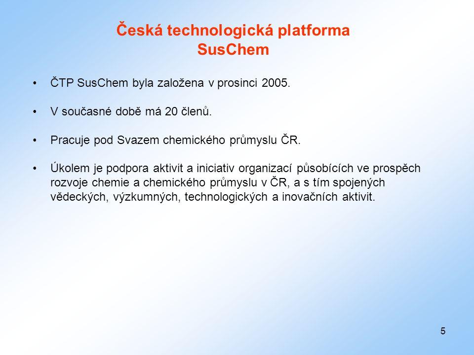Česká technologická platforma SusChem