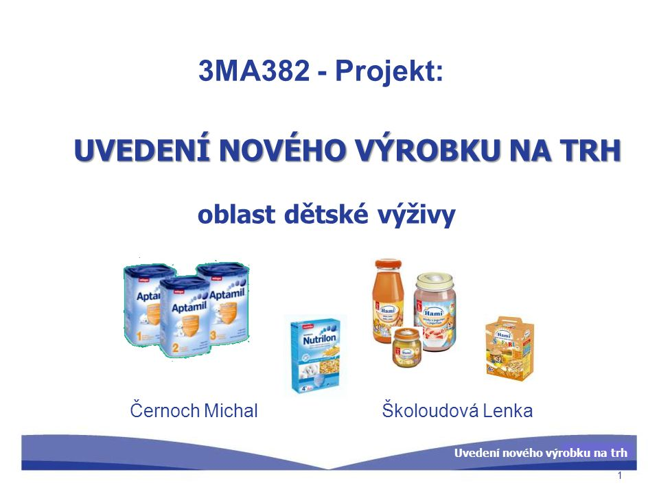 Černoch Michal Školoudová Lenka