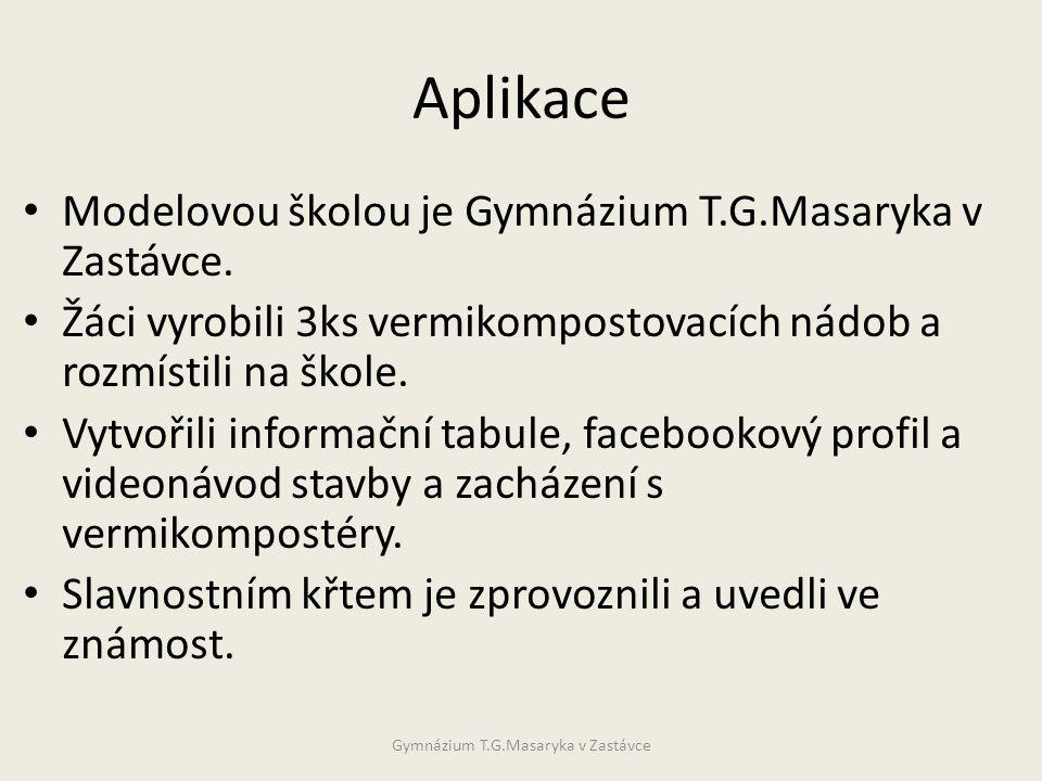 Gymnázium T.G.Masaryka v Zastávce