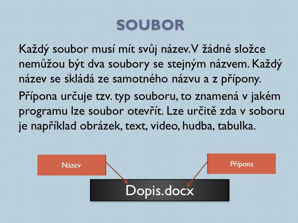 Soubor