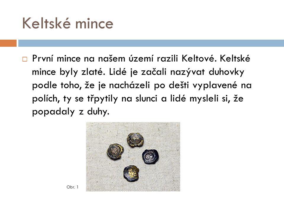 Keltské mince