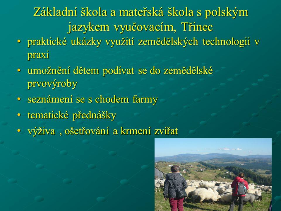 Základní škola a mateřská škola s polským jazykem vyučovacím, Třinec