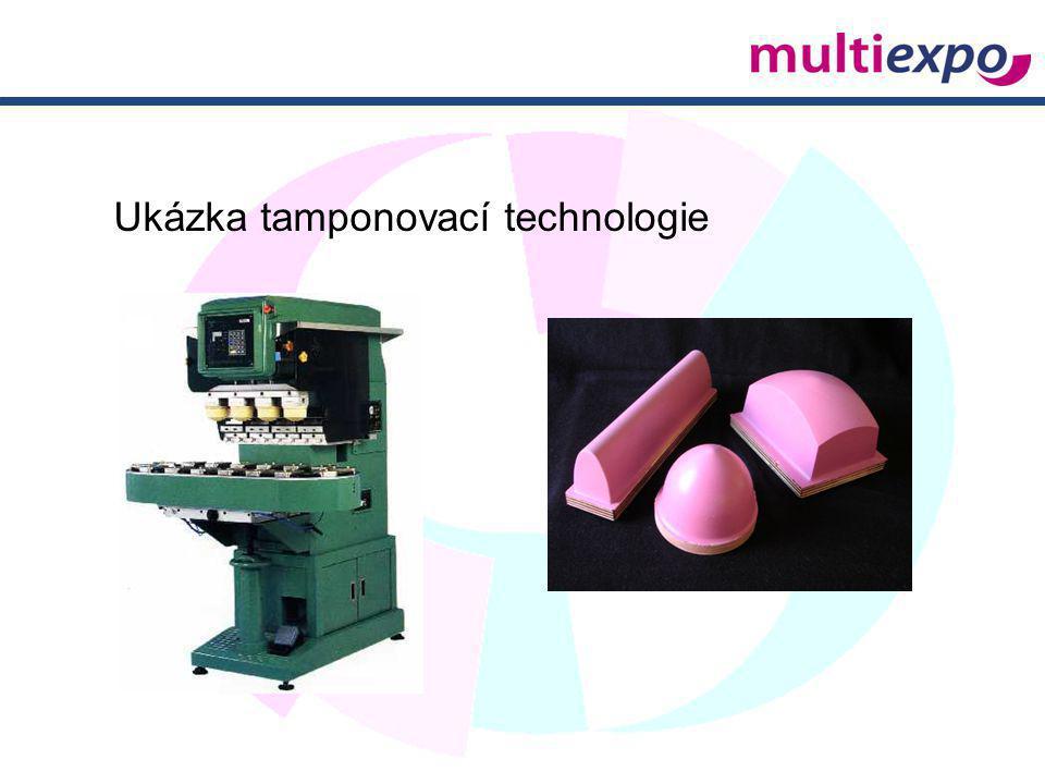 Ukázka tamponovací technologie