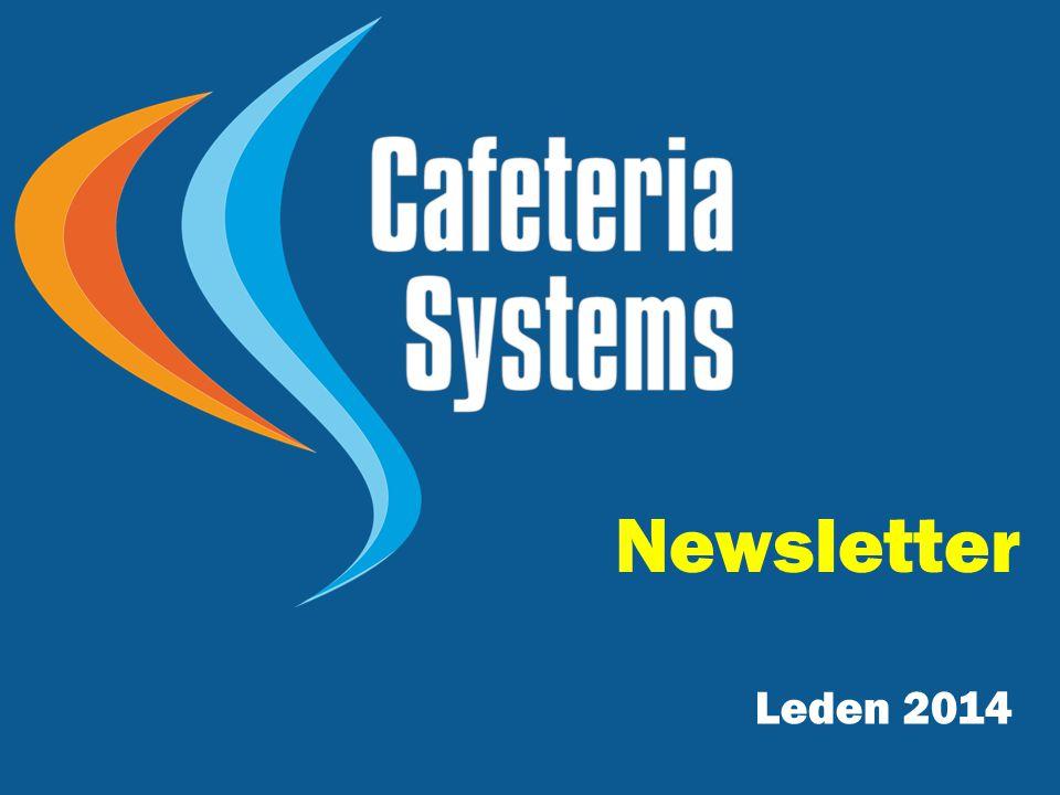 Newsletter Leden 2014