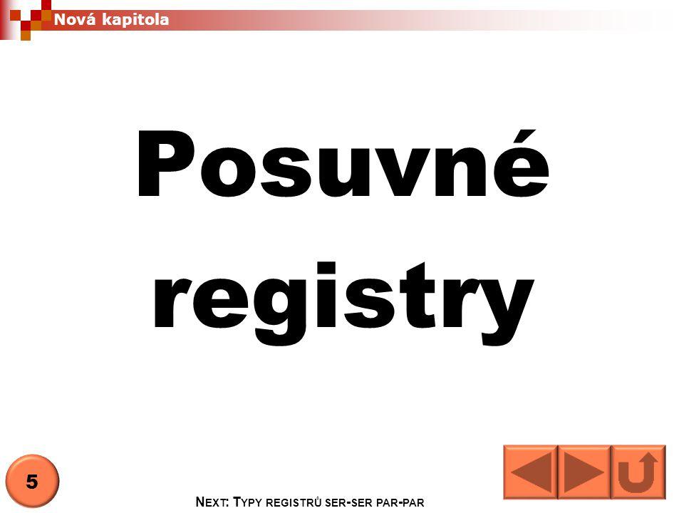 Next: Typy registrů ser-ser par-par
