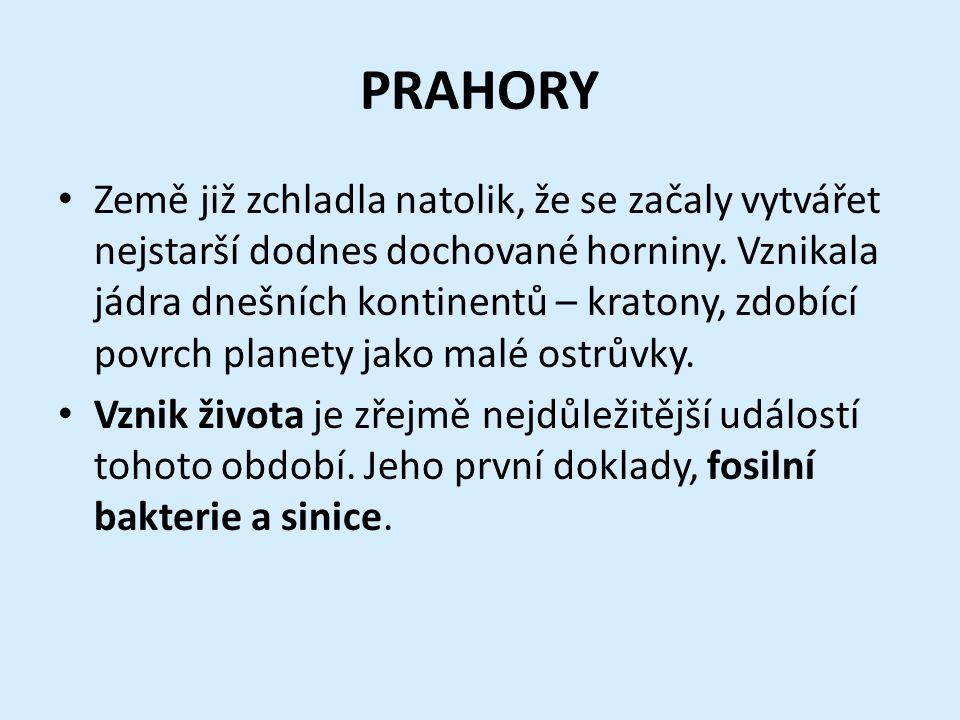 PRAHORY