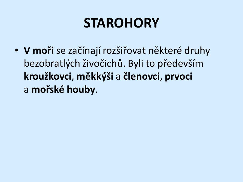 STAROHORY