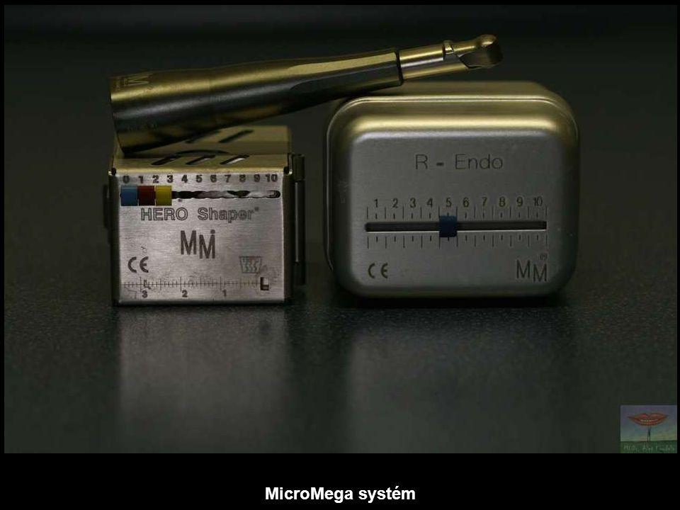 MicroMega systém