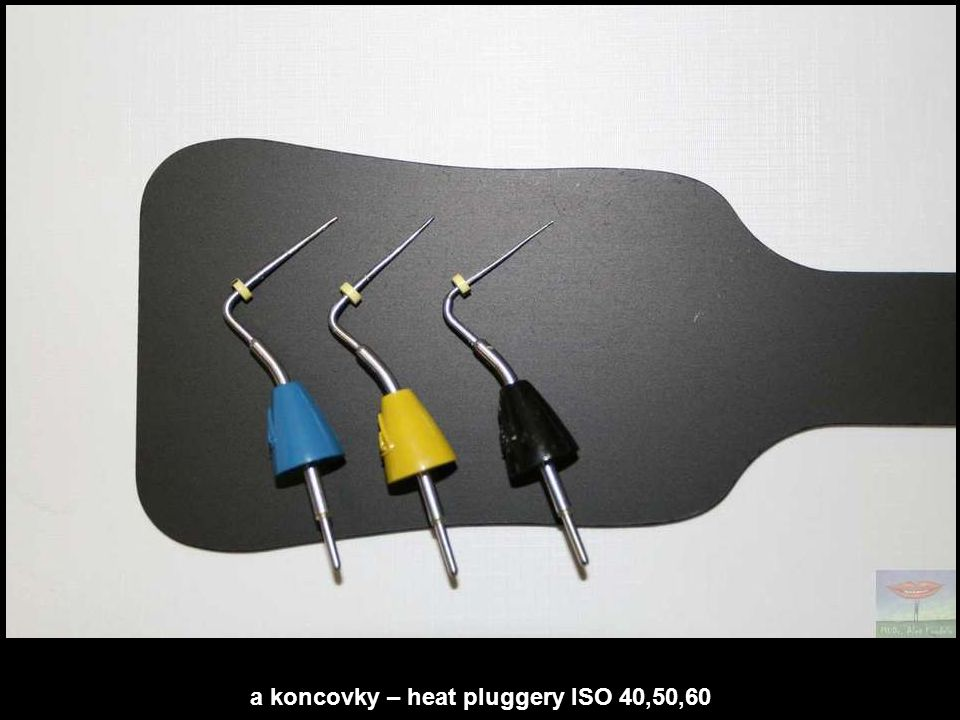 a koncovky – heat pluggery ISO 40,50,60