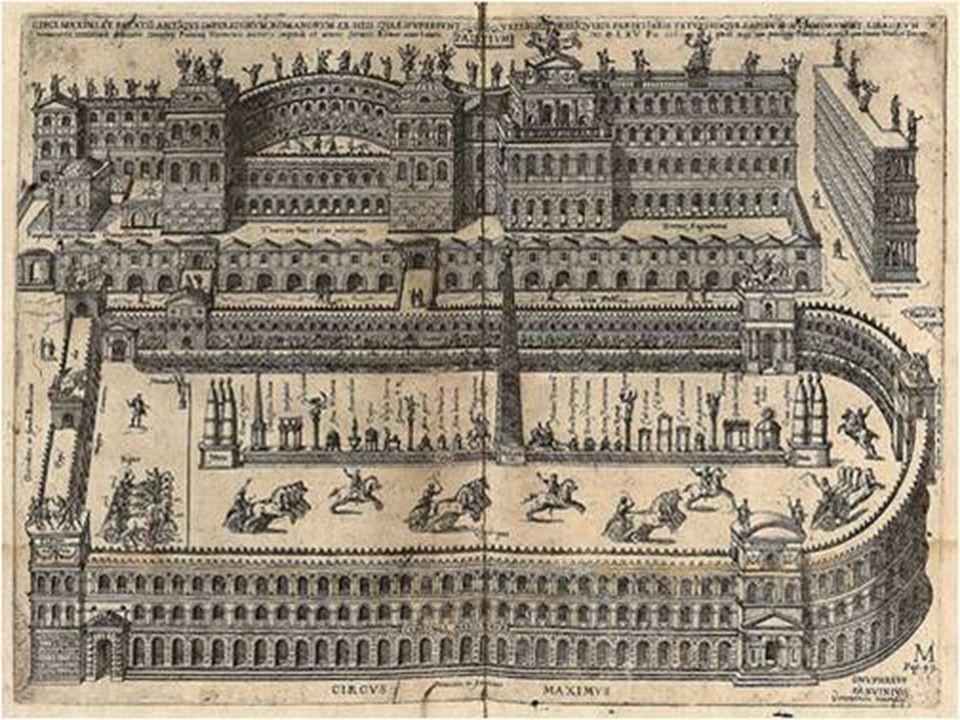 Cirkus postavený císařem Caligulou