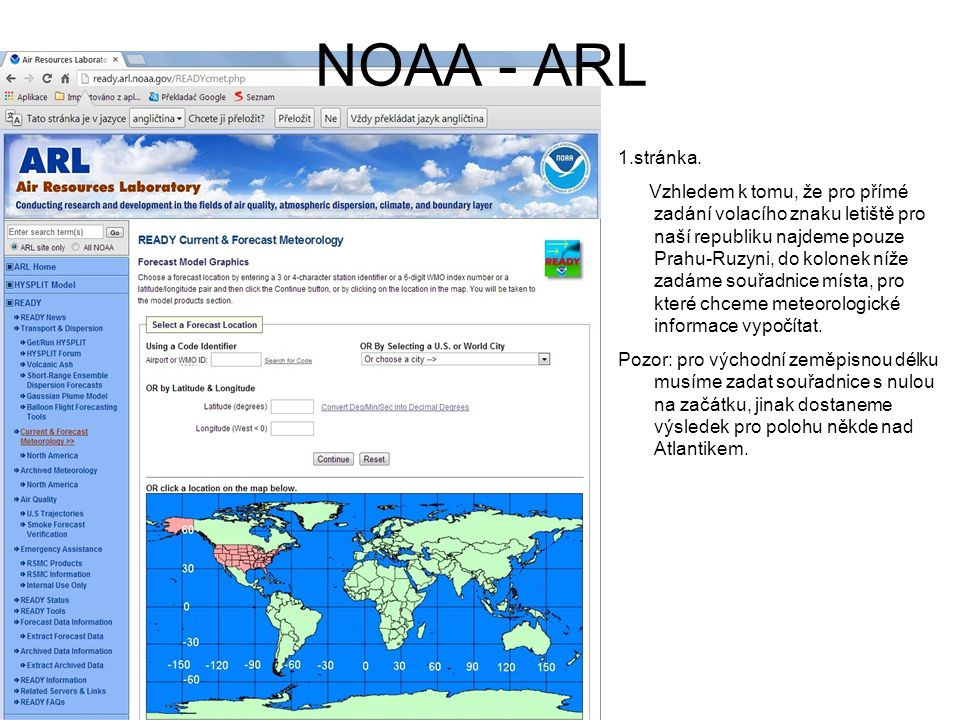 NOAA - ARL 1.stránka.