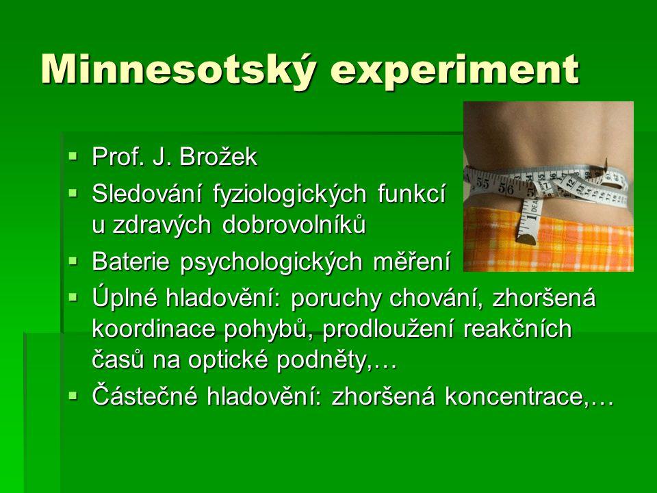 Minnesotský experiment