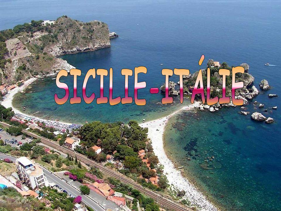 SICILIE-ITÁLIE