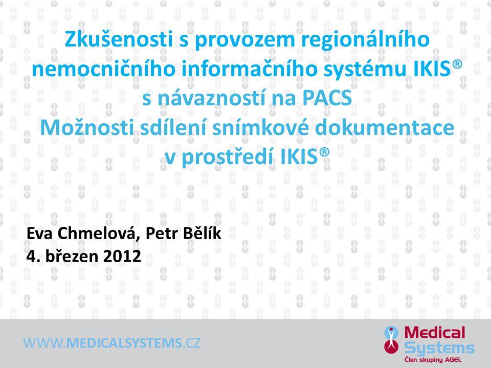 Eva Chmelová, Petr Bělík 4. březen 2012