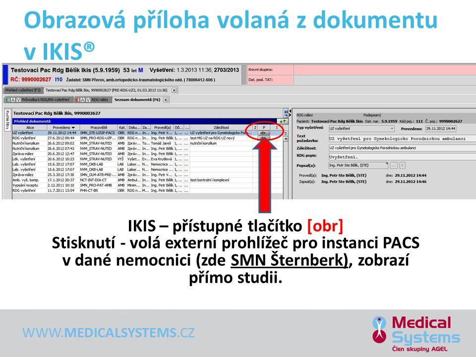 Obrazová příloha volaná z dokumentu v IKIS®