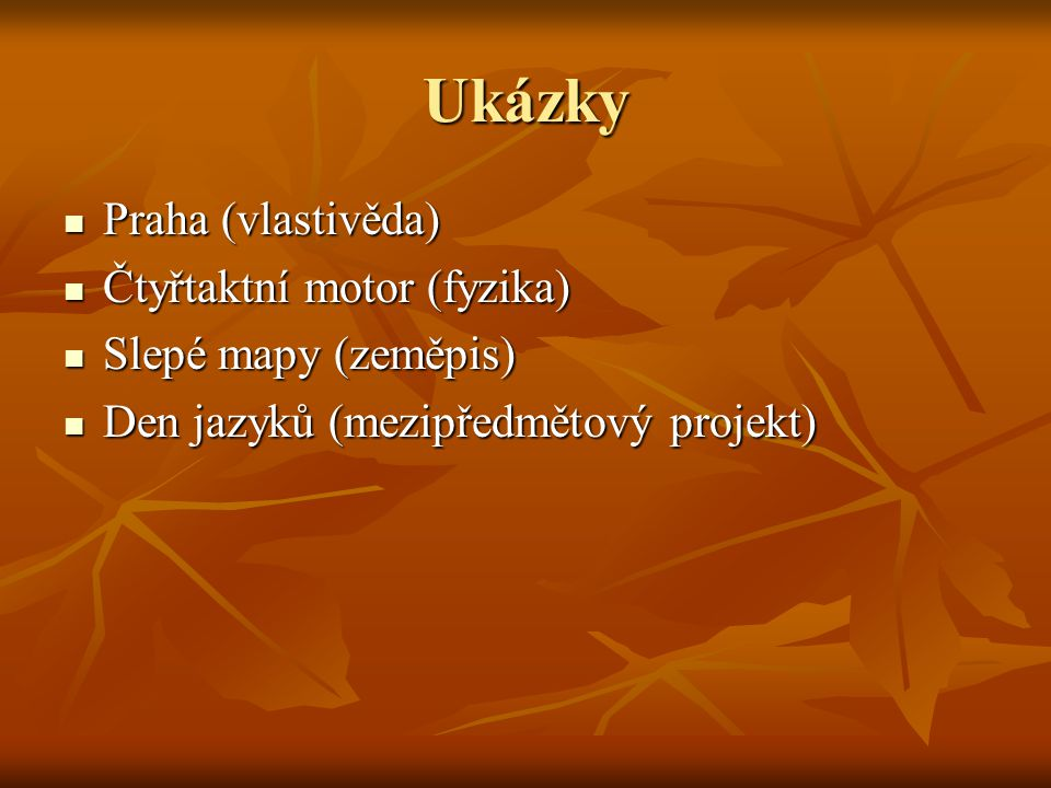 Ukázky Praha (vlastivěda) Čtyřtaktní motor (fyzika)