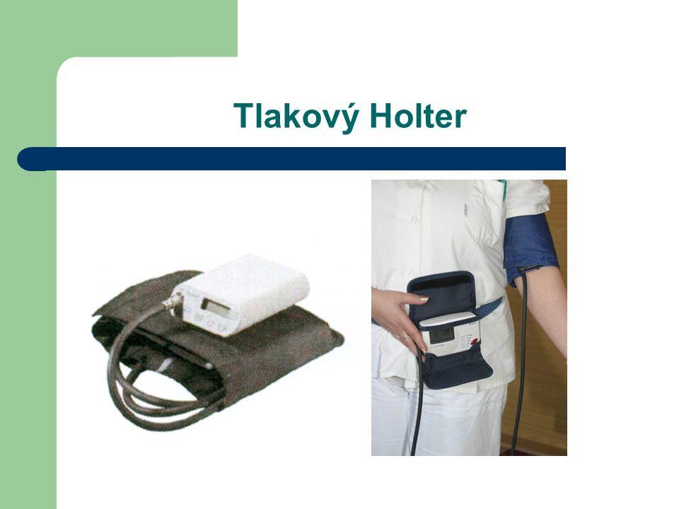 Tlakový Holter