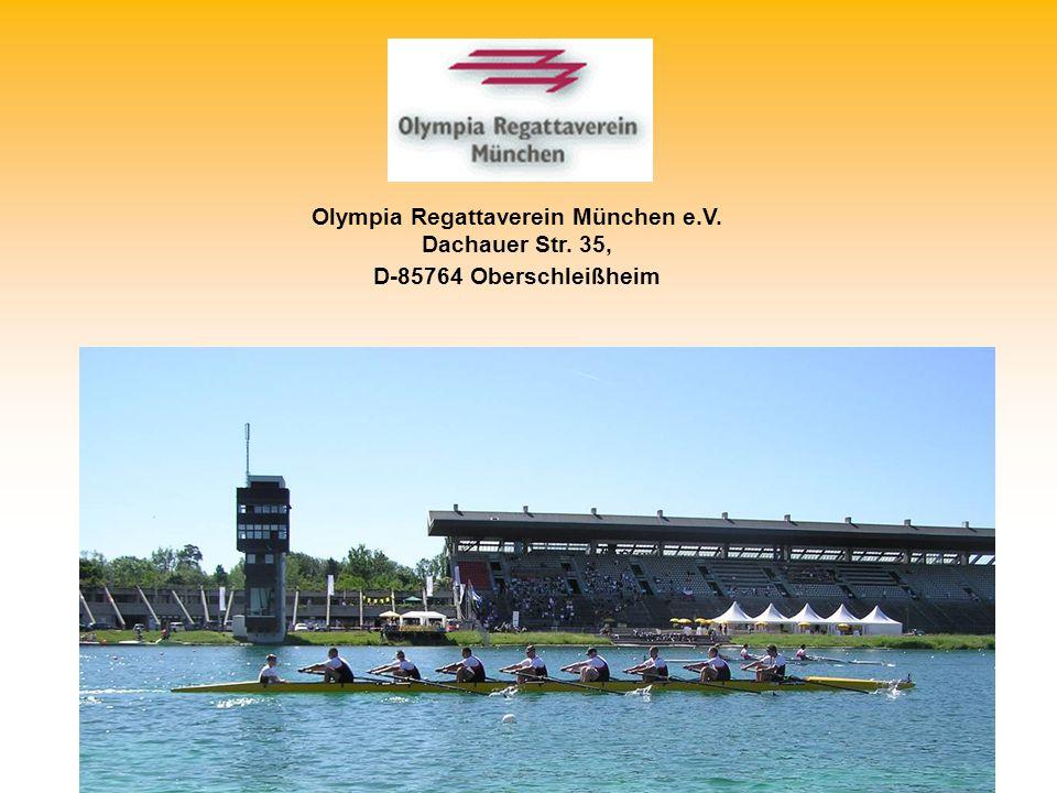Olympia Regattaverein München e.V.
