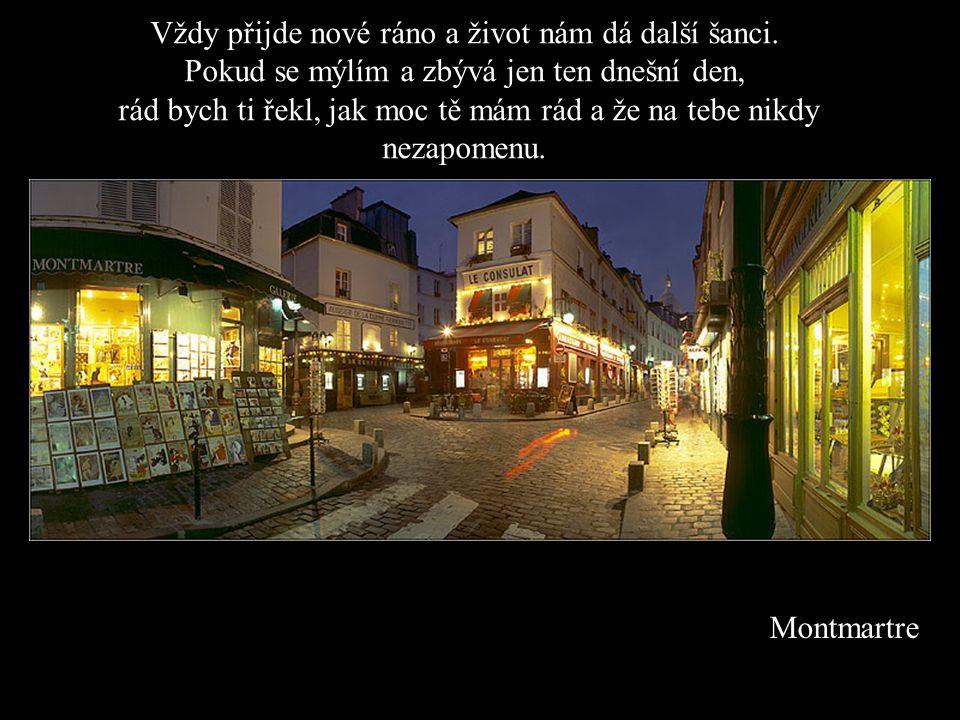 Vždy přijde nové ráno a život nám dá další šanci