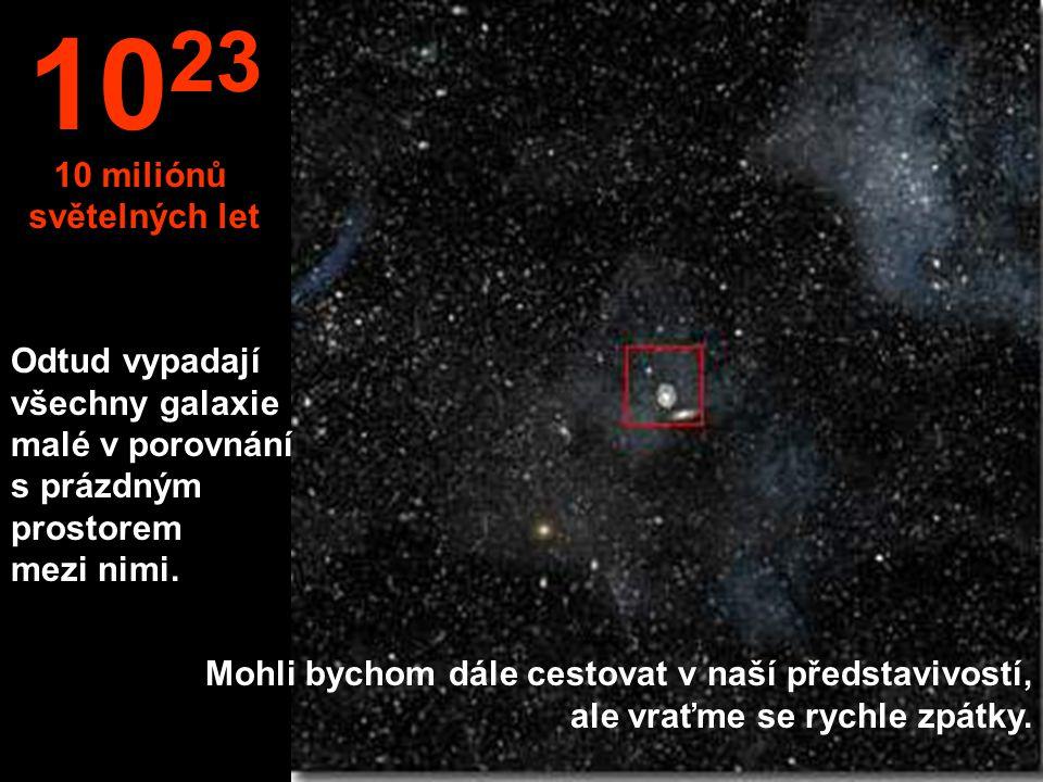 1023 10 miliónů světelných let