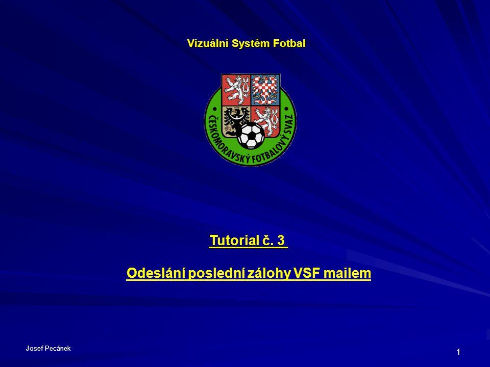 Vizuální Systém Fotbal