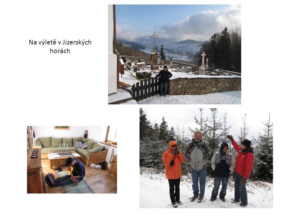 Na výletě v Jizerských horách